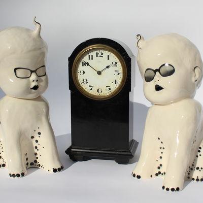 BabyDogs (L) Burslem1A & Burslem1B