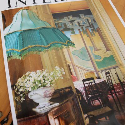 World of Interiors Magazine, August Edition