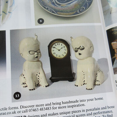 BabyDogs in WOI August Edition