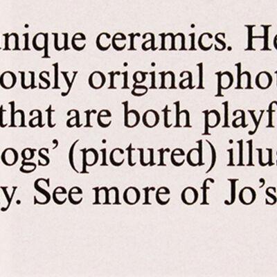 WOI August Edition Jo Lee Blurb