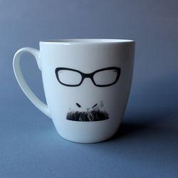 Herr Gruber (L Mug)