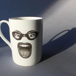 Audrey Heartburn (S Mug)