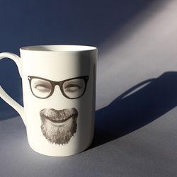 Furball Sharkey (S Mug)
