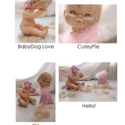 BabyDog Conception Card Pack 3