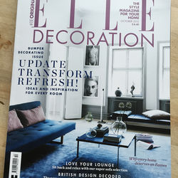 Parallel Life IV in Elle Decoration Oct 15