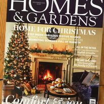 TriBod in Homes & Gardens, Dec15