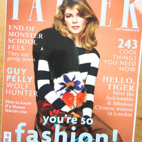 TeaBods in Tatler Sep16