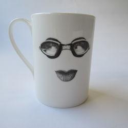 Pursey (S Mug)