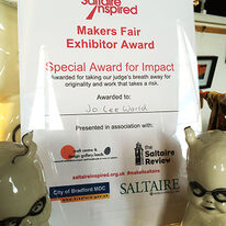 Special Award for Impact - Saltaire Sep 2016