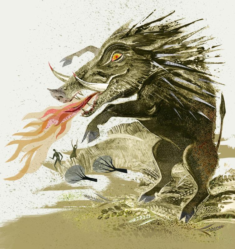 The Kalydonian Boar