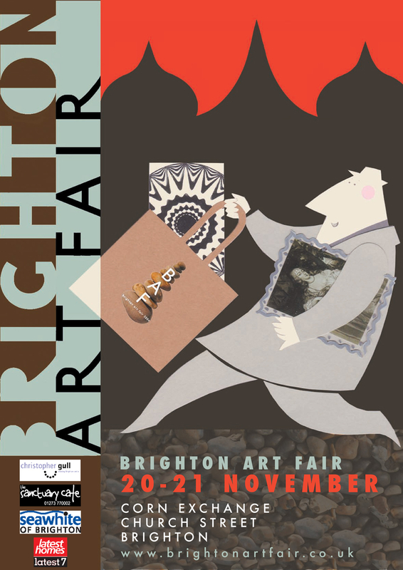 Brighton Art Fair Poster 2004