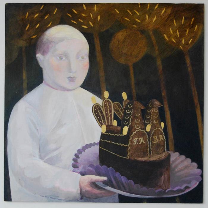 Hungarian Cake Boy