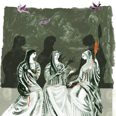 The Three Moirai