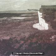 Burnished cliffs