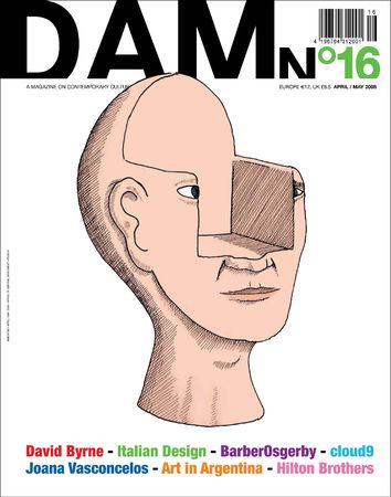 DAMn Magazine aprilmay 2008