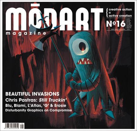 MODART Magazine aprilmay 2008