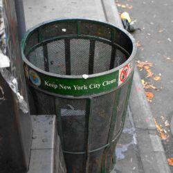 Melting money NYC (context image)