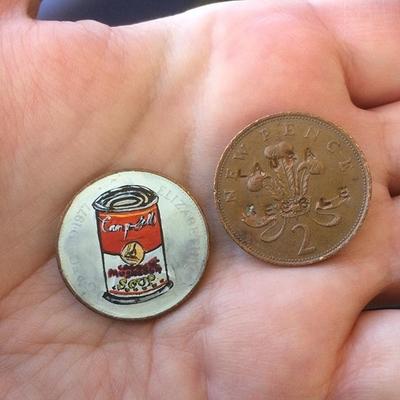 Coinpainting (Warhol)