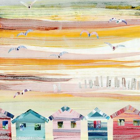 Beach Huts at Holkham