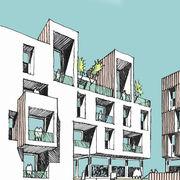 vertical-housing