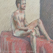 life drawing male