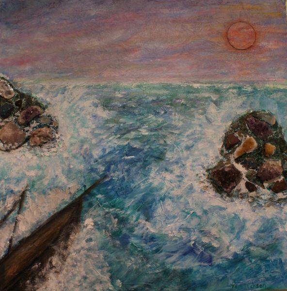Amethyst Seas