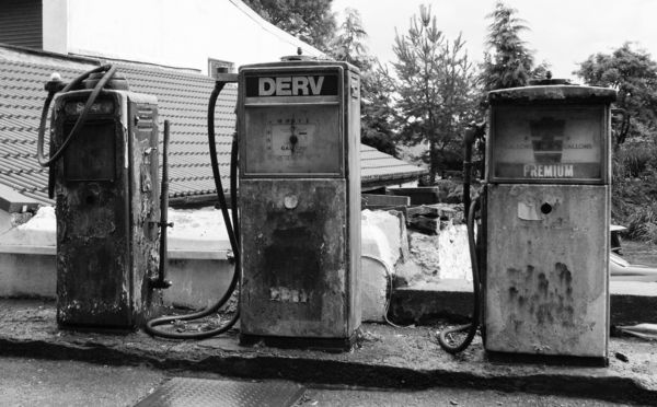 When Fuel Was Cheap