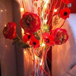 Poppy & Flower Display