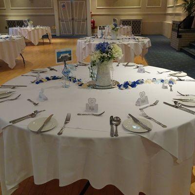 Full table design
