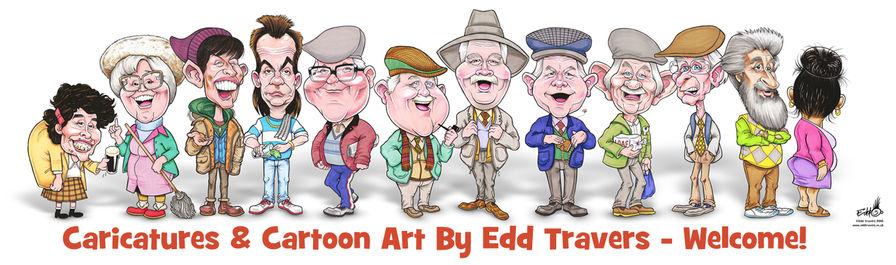 Edd Travers