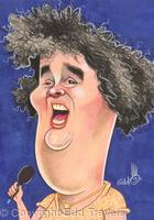 Edd's Heads: Susan Boyle