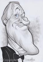 Edd's Heads: Bruce Forsyth
