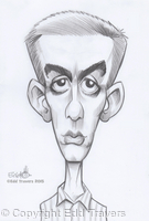 (A young!)Terry Hall Sketch
