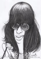 Joey Ramone Sketch