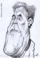 Jeremy Clarkson Sketch