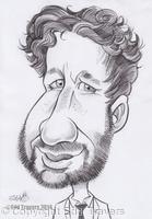 Chris O'Dowd Sketch