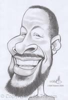 Marvin Gaye Sketch
