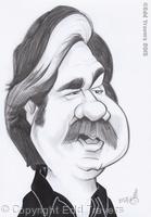 Matt Berry Sketch