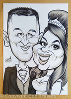 First Wedding Anniversary Gift Commission