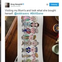 Greg Hemphill's Tweet