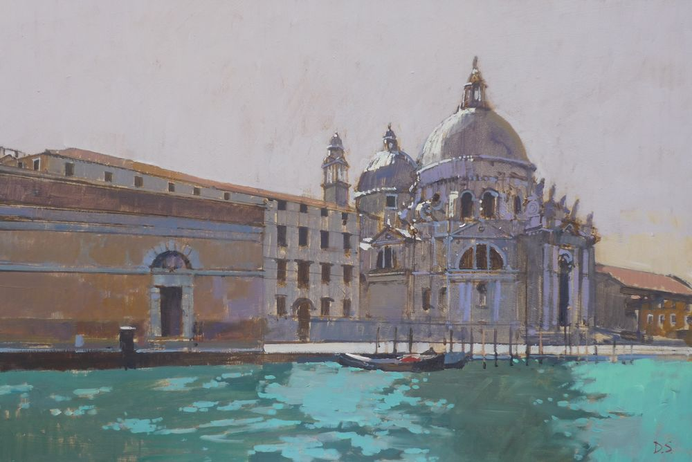 Winter Light, Santa Maria Della Salute