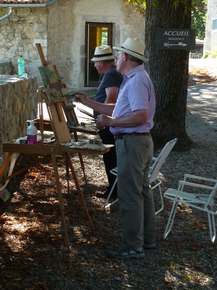 2013 Students painting