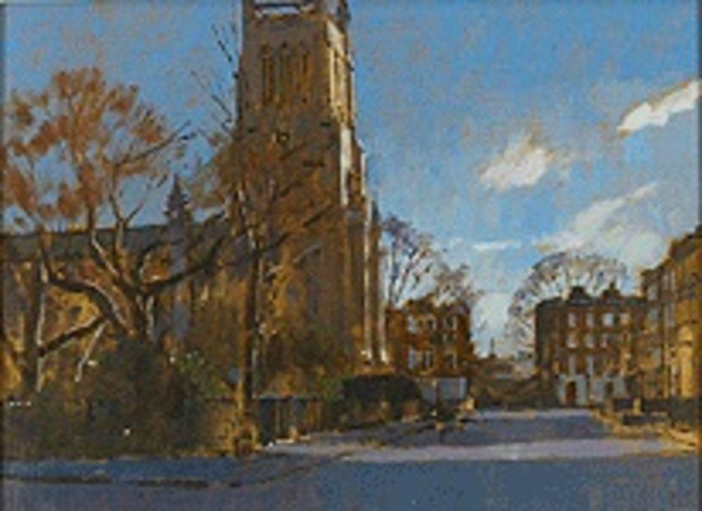 St Marks Church, Myddleton Square