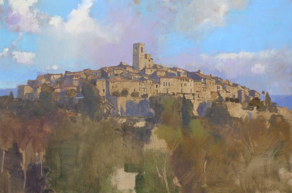 St Paul de Vence - Stage 4