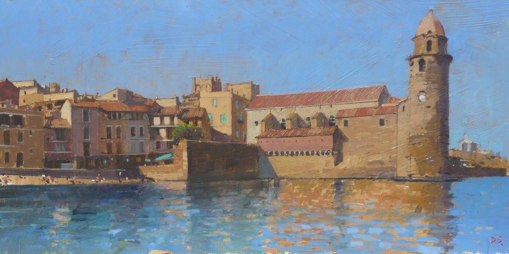 Reflections, Notre Dames des Anges, Collioure