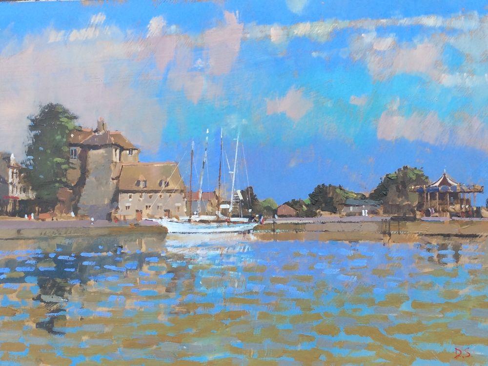 The Harbour, Honfleur