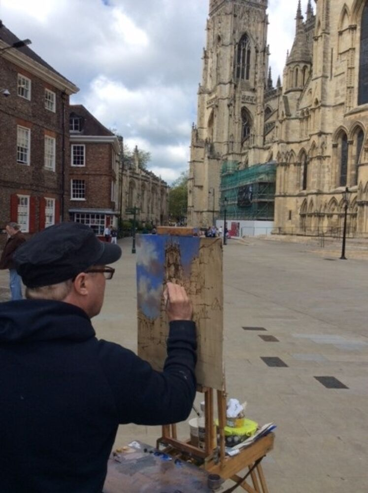 Painting in York