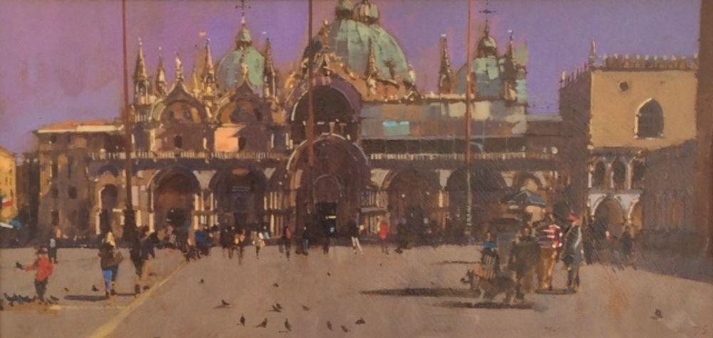 The Basilica, Piazza San Marco, Venice