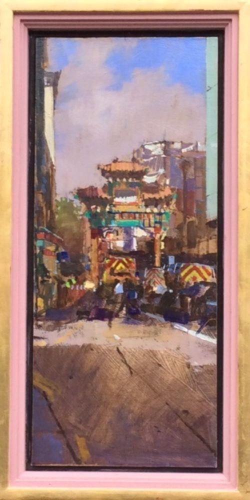 Chinatown Gate, Wardour Street, London