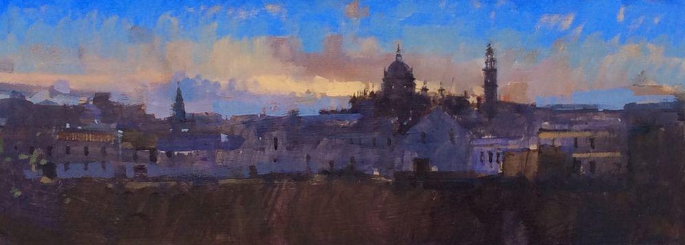 Sunrise, Jerez